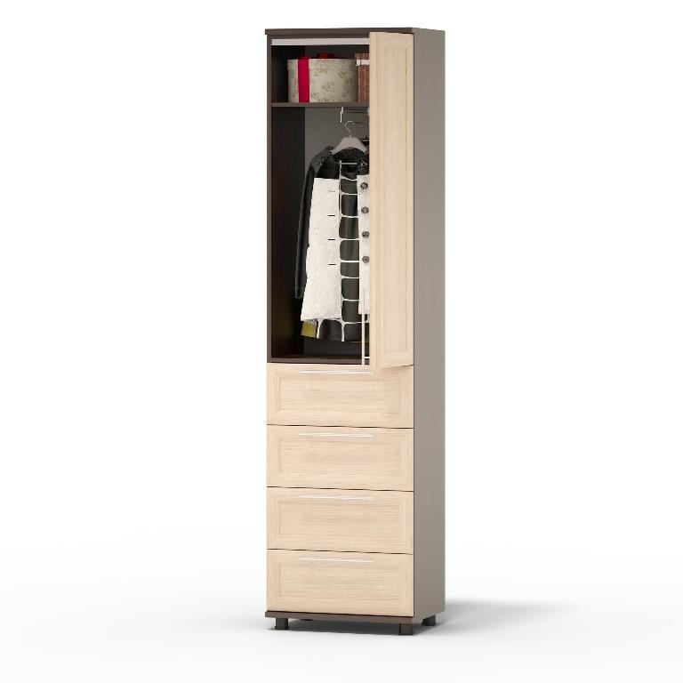 Деревянные шкафы для одежды