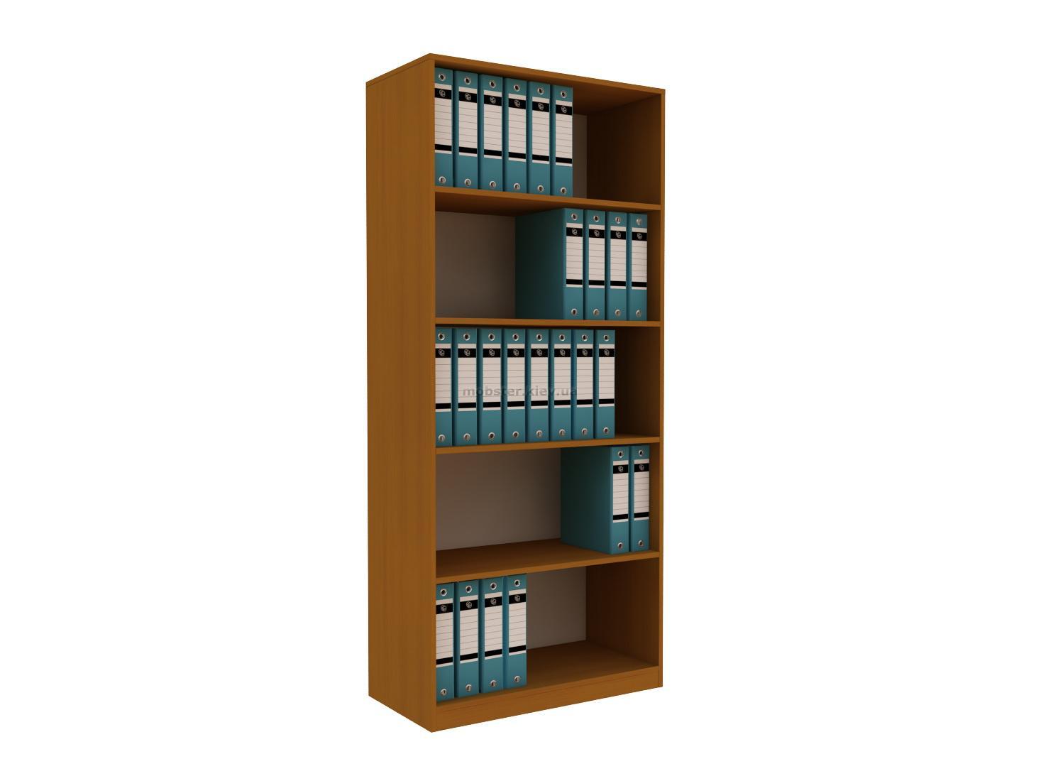 Деревянный шкаф для документов