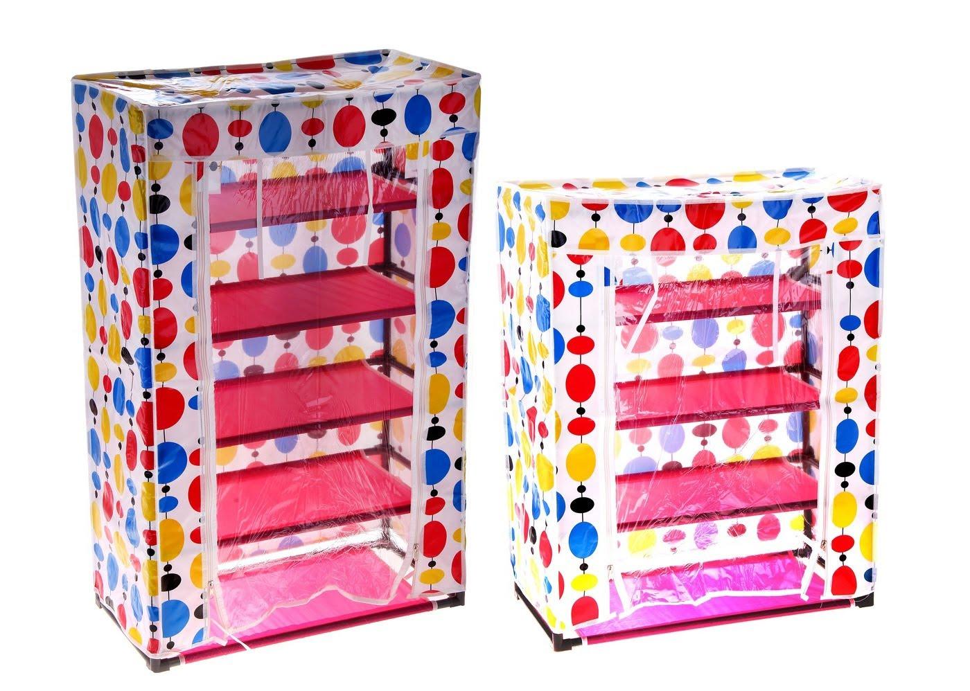 Детский тканевый шкафчик