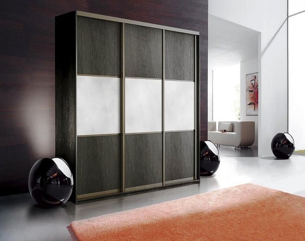 Дизайн шкафа гостиной