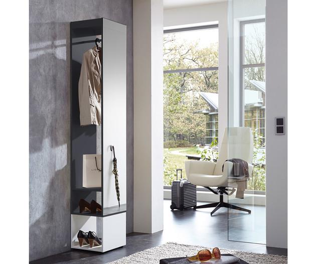 Дизайнерские шкафы для одежды