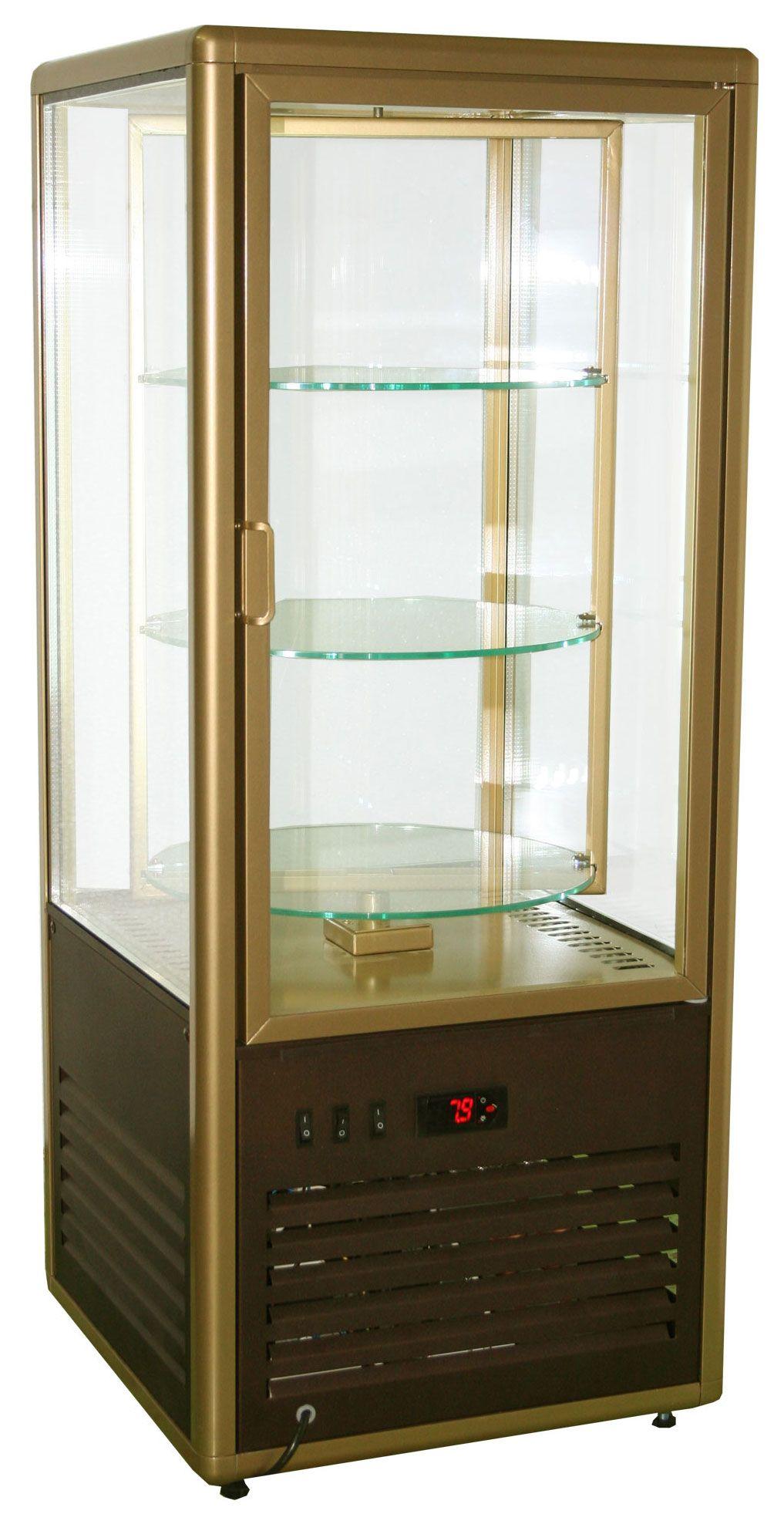 Холодильный кондитерский шкаф