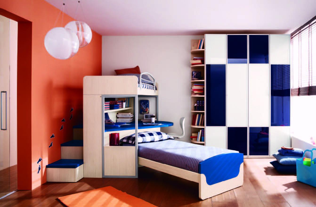 Интерьеры детских комнат для подростков