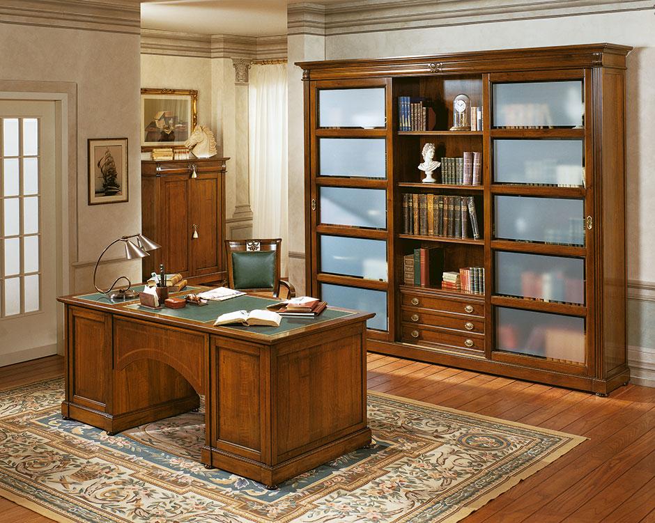 Кабинет и библиотека своими руками