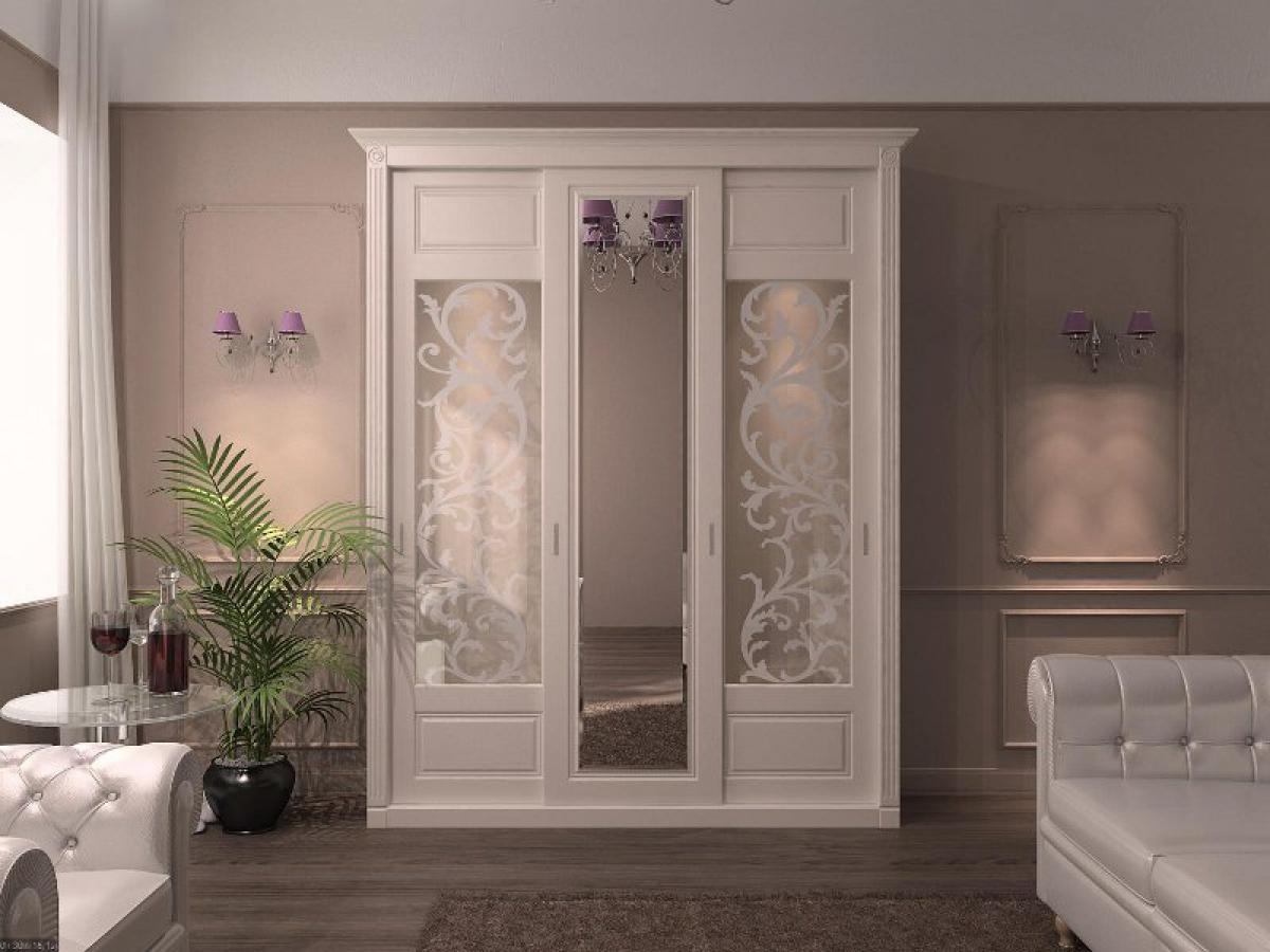 Шкаф в классическом стиле, особенности, разнообразие формы и.