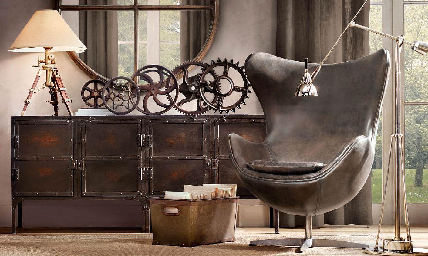 Лофт дизайн мебель