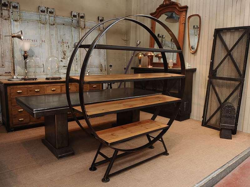 Мебель из метала