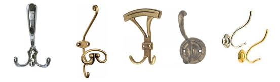 Мебельные крючки