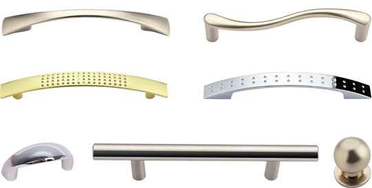 Мебельные ручки