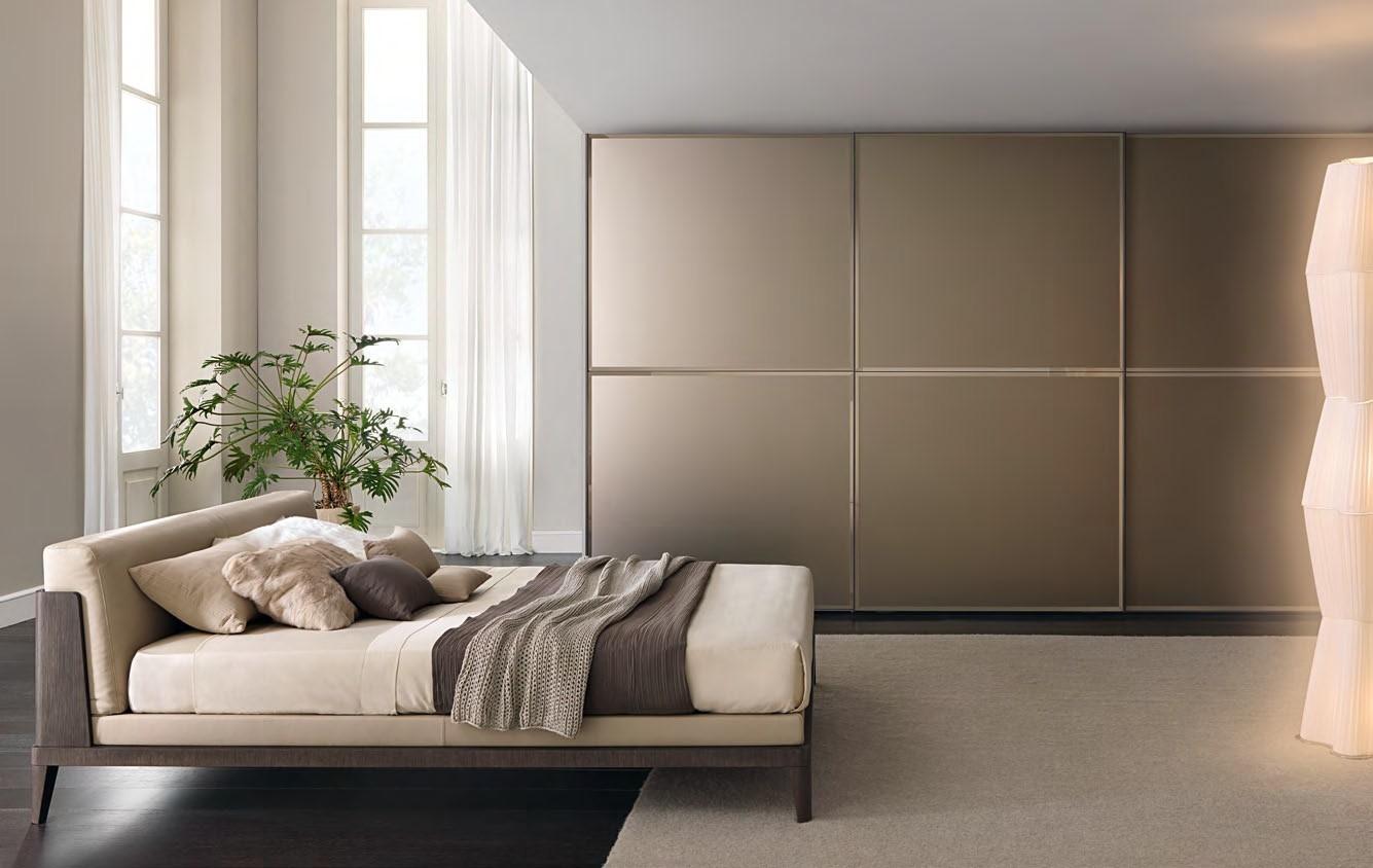 Модный шкаф в спальню