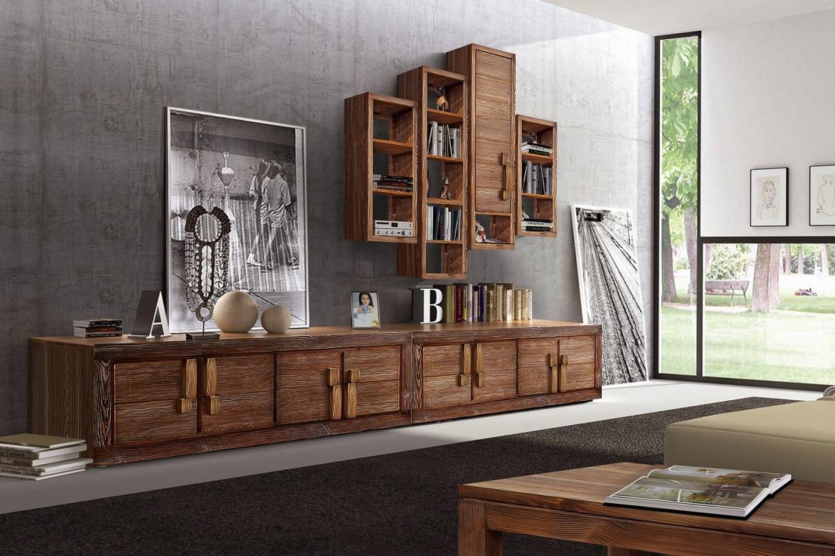 Модульная мебель лофт
