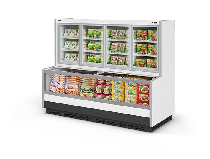 Морозильный шкаф-бонета