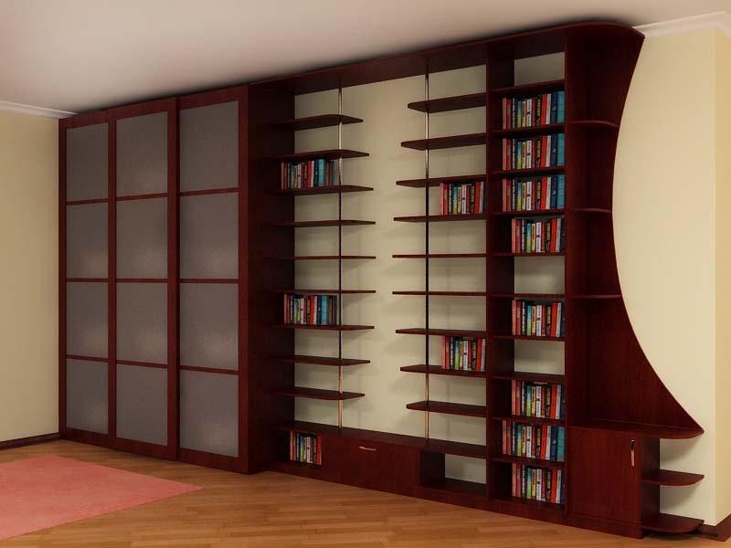 Наполнение библиотеки