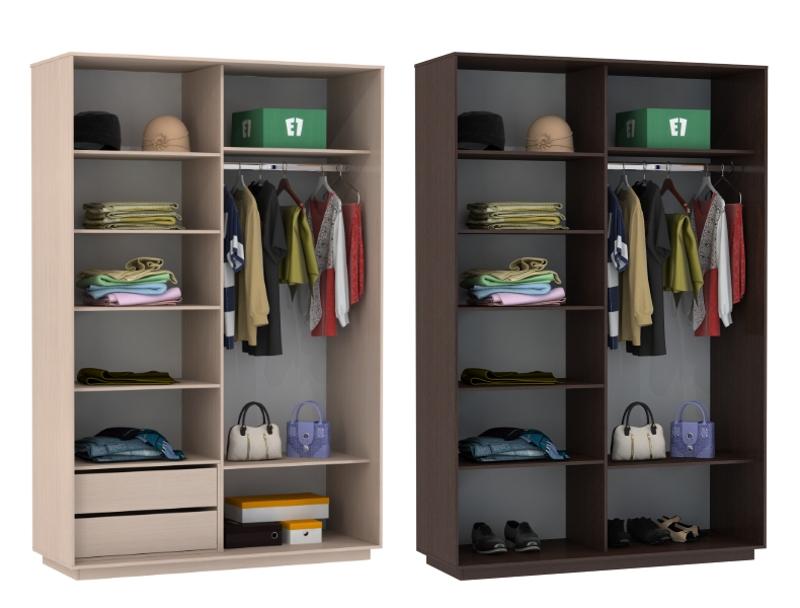 Небольшой классический шкаф