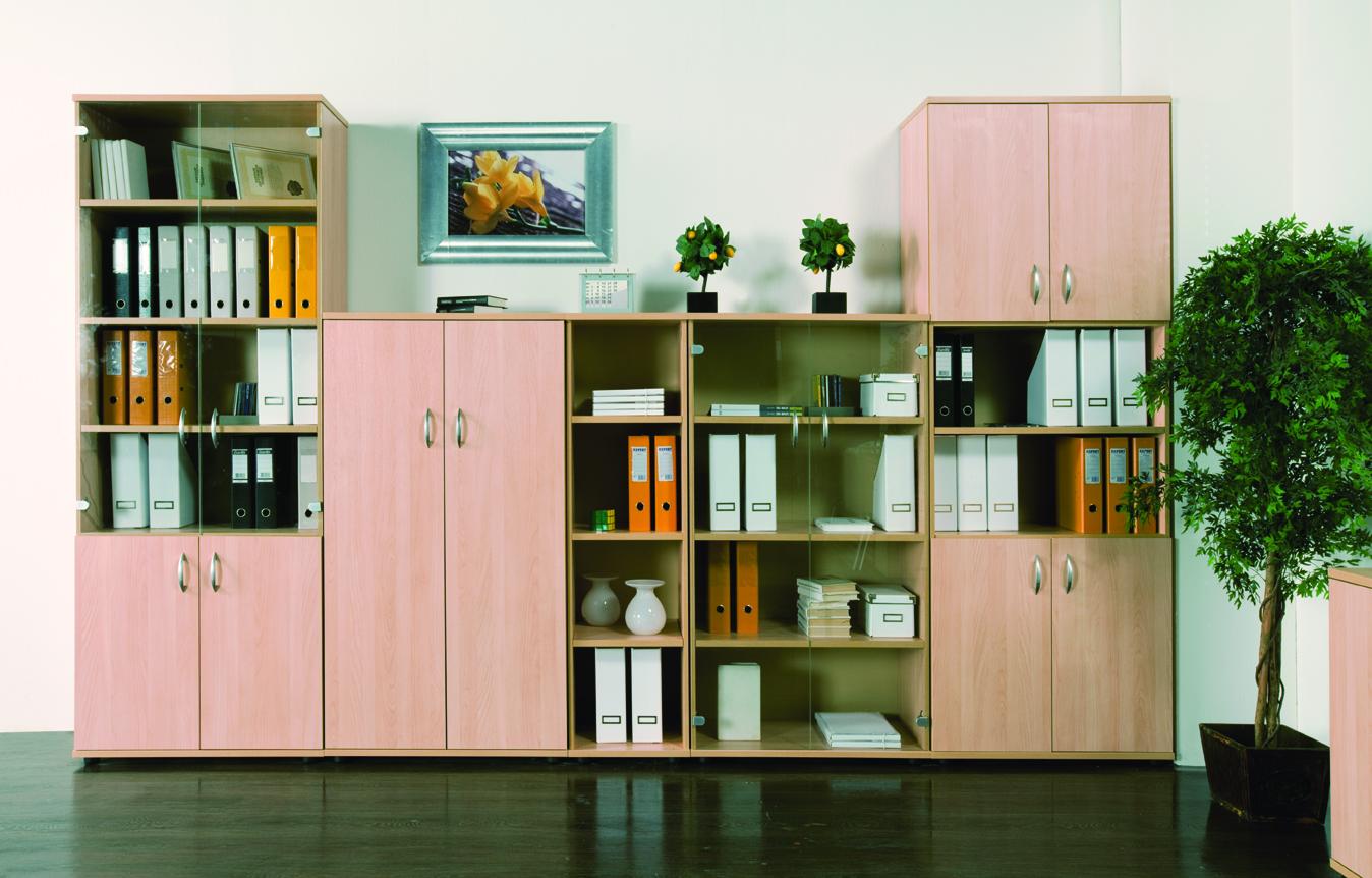 Офисная мебель шкаф
