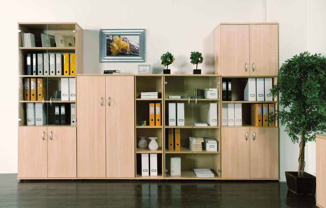 Офисные шкафы и пеналы