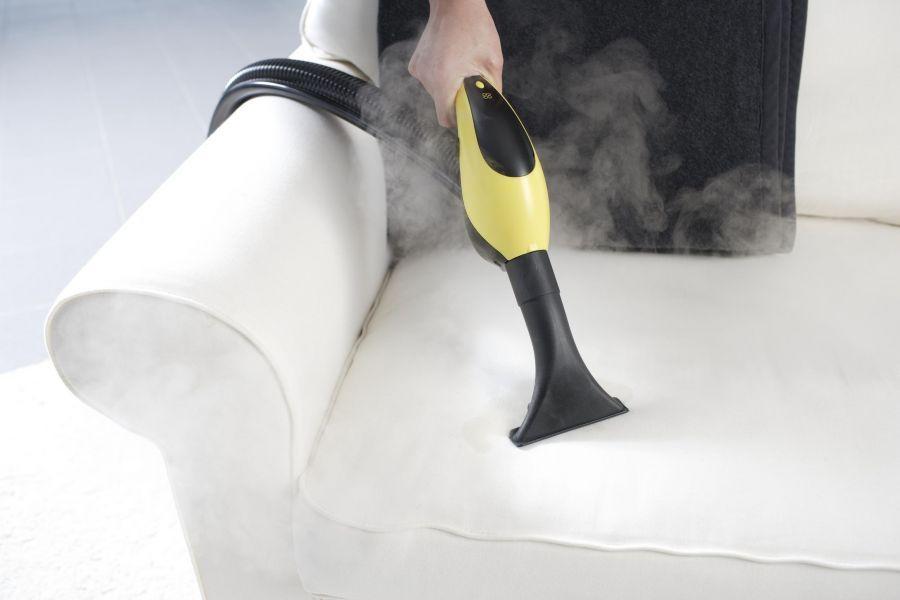 Пароочиститель для мебели