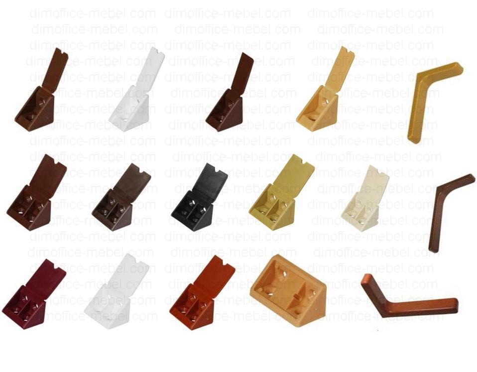 Пластиковые уголки для мебели