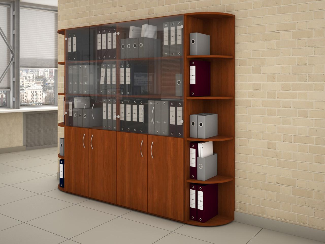 Размещение офисной мебели