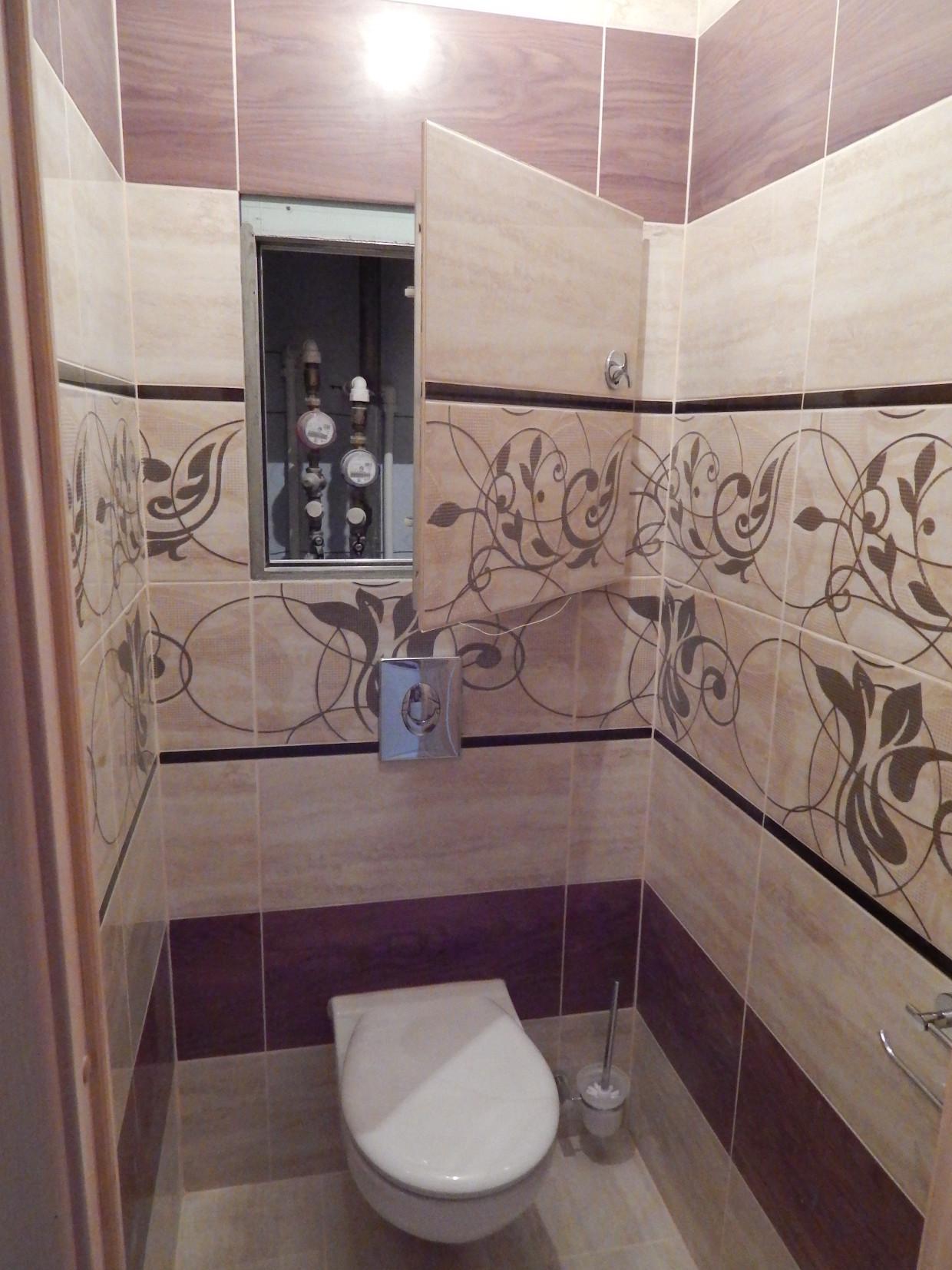 Ревизионный люк в туалете