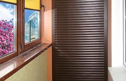 Рольставни для шкафа, особенности, характеристики и правила .
