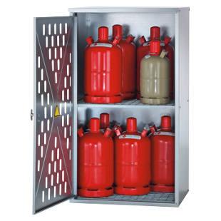 Шкаф для баллонов со сжиженным газом