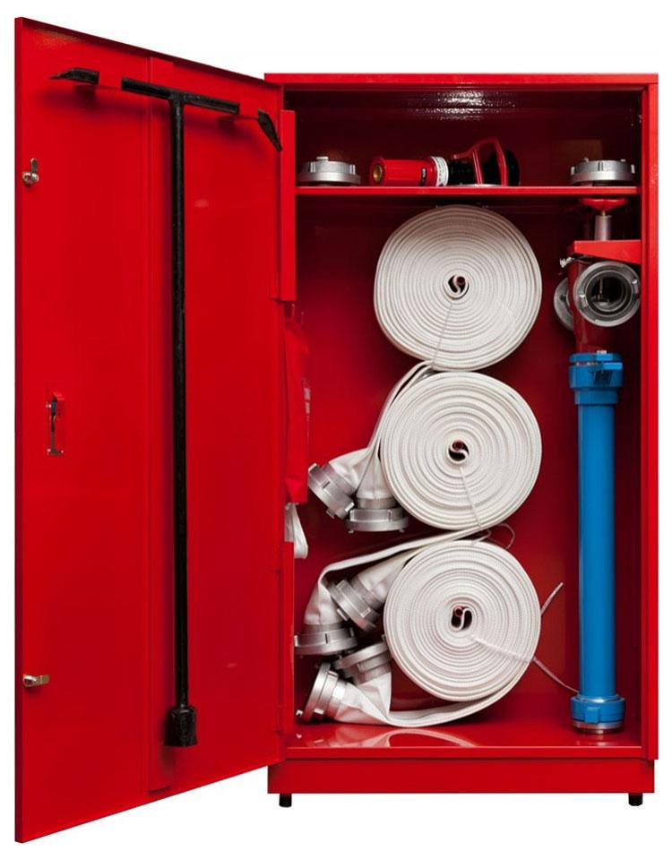 Шкаф для хранения пожарных рукавов