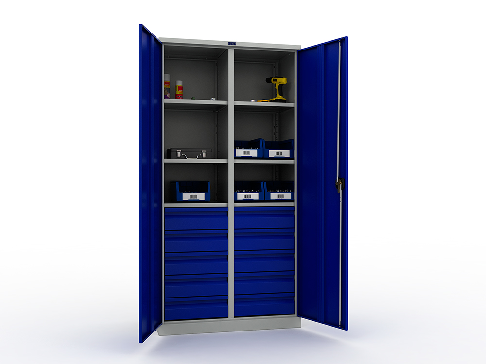 Шкаф для инструментов металлический