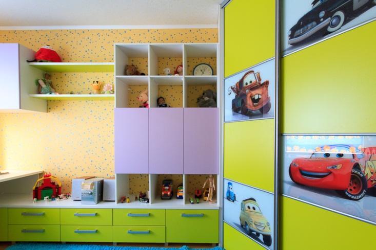 Шкаф для мальчика