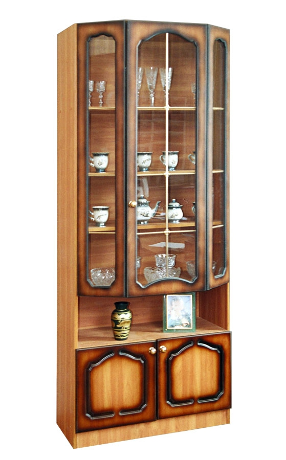 Шкаф для посуды из МДФ