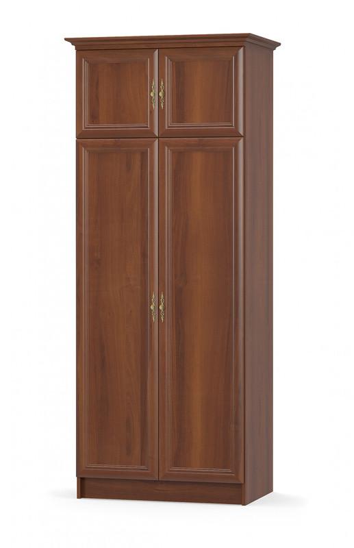 Шкаф двухдверный распашной