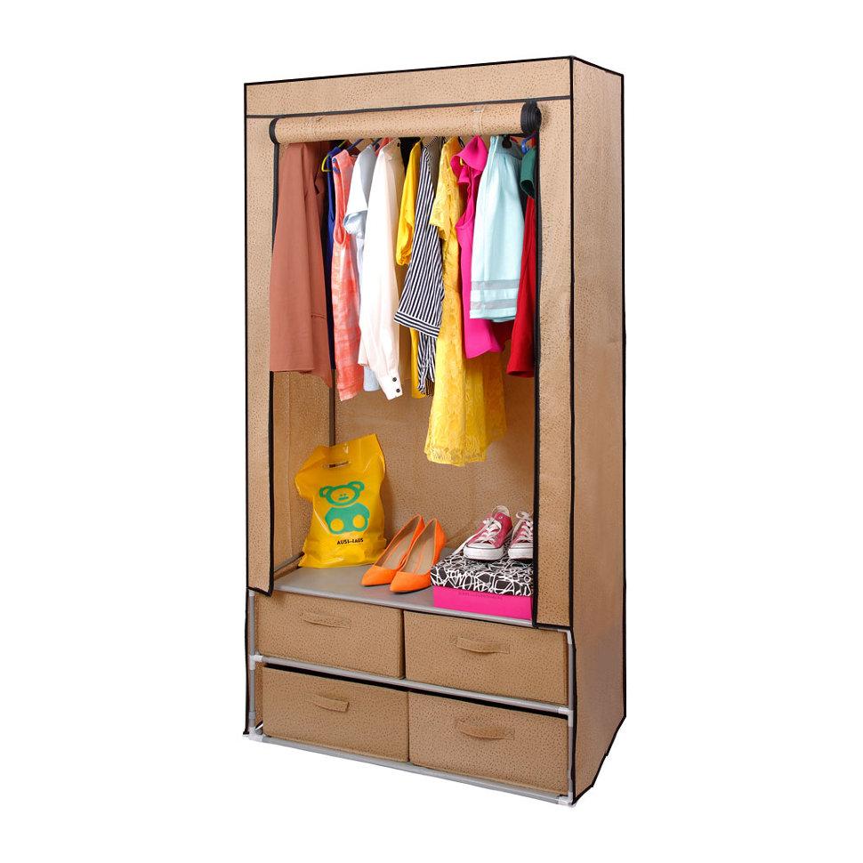 Шкаф-гардероб тканевый