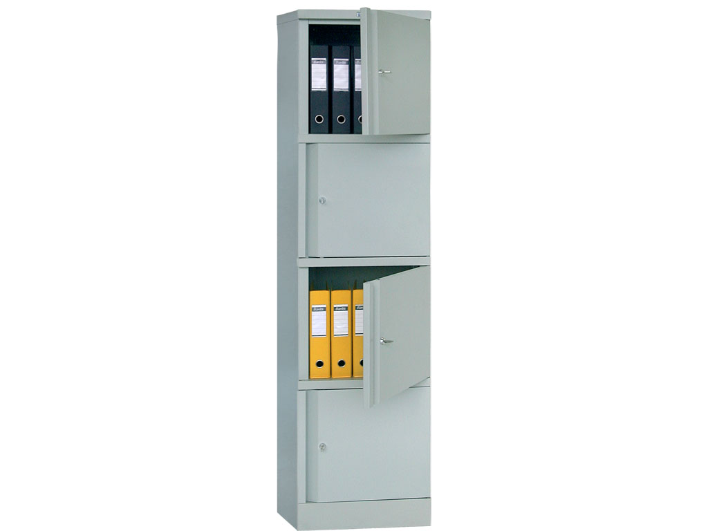 Шкаф на четыре секции