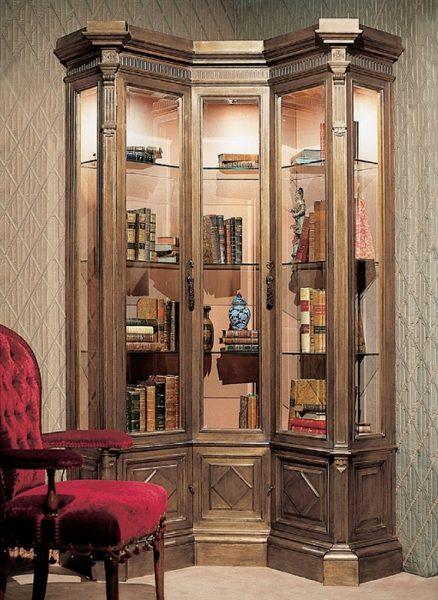 Шкаф под книгу