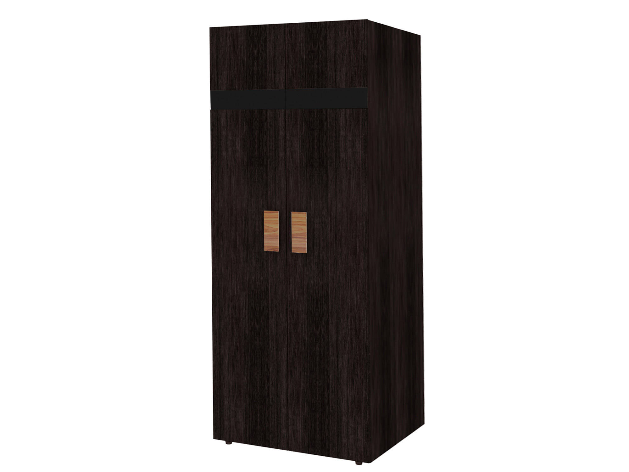 Шкаф с двумя дверцами