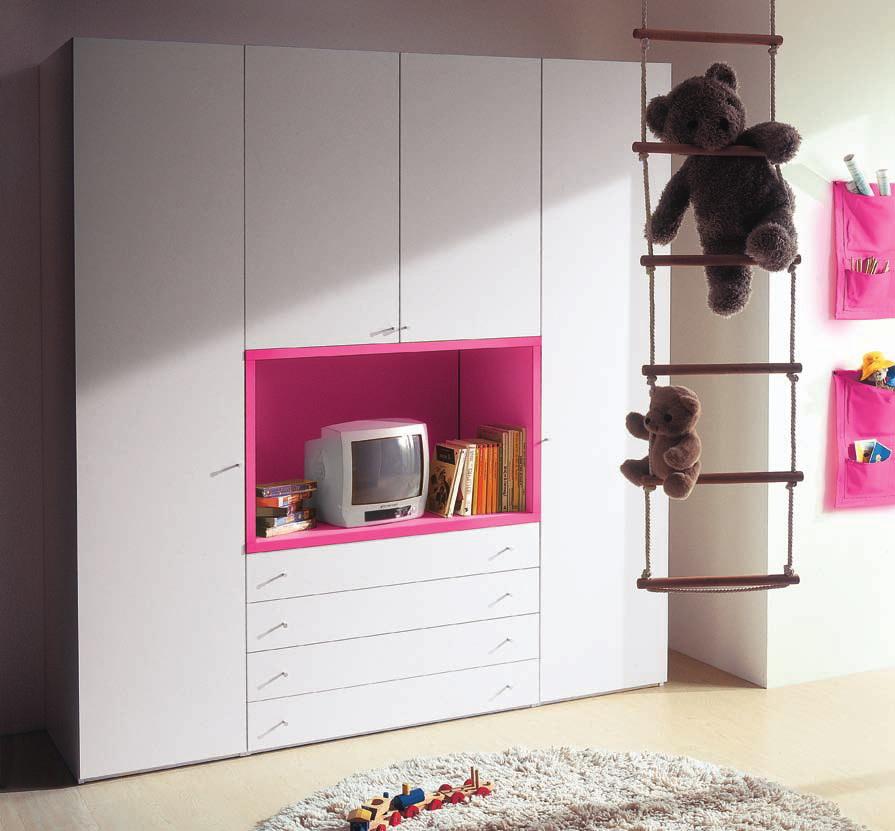 Шкаф с местом под телевизор