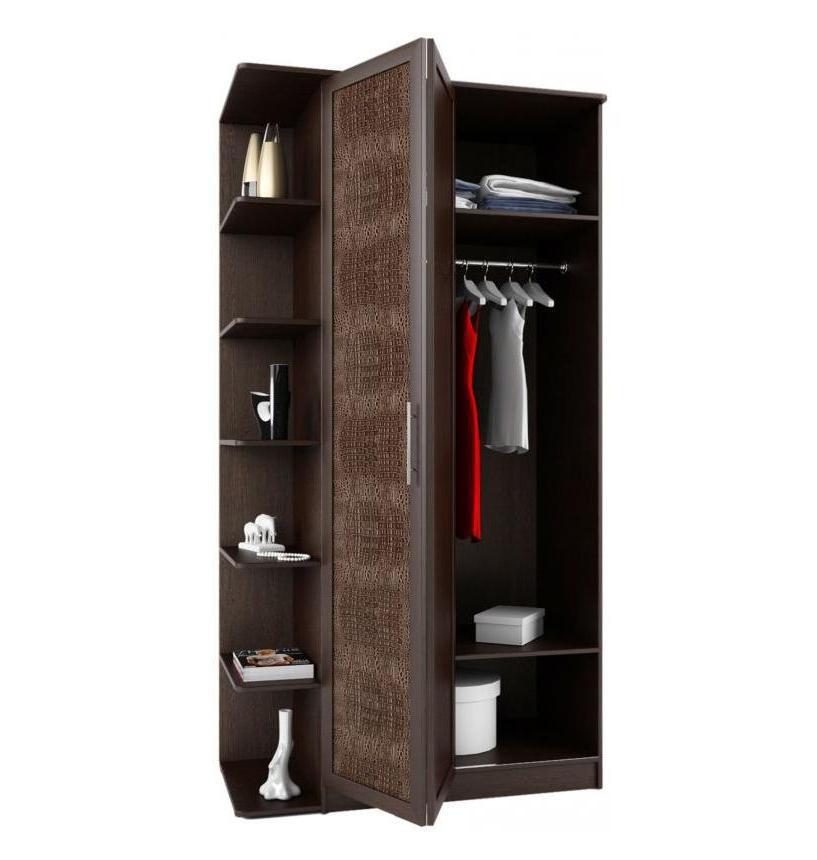 Шкаф с одной секцией