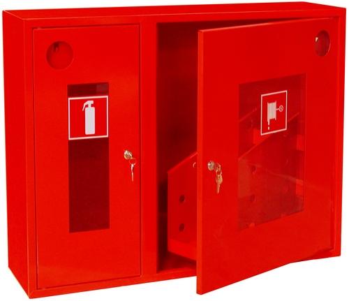 Шкаф с прозрачной дверцей