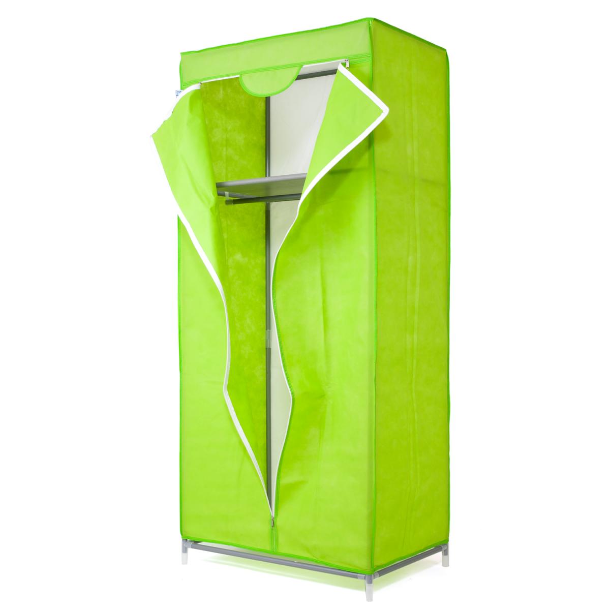 Шкаф в зеленом цвете