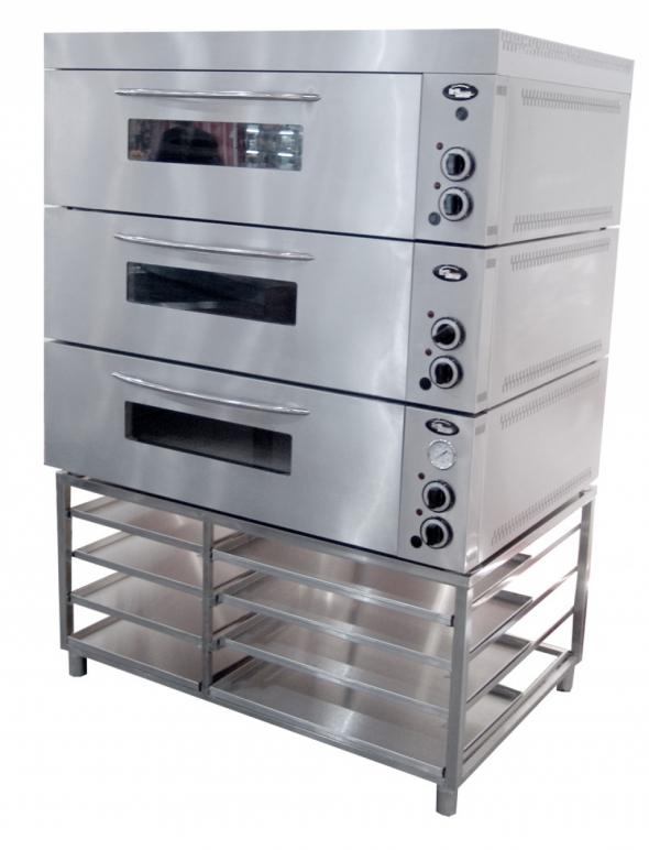 Шкаф жарочный электрический с конвекцией