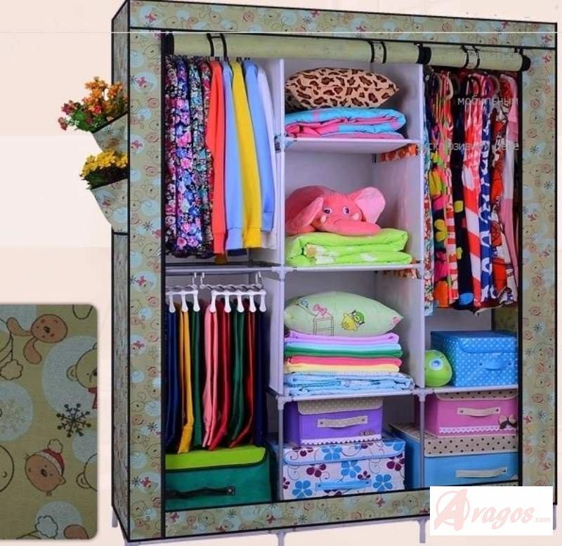 Шкафы для одежды на молнии