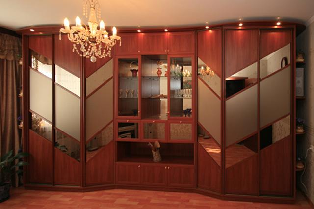 Шкафы-купе многофункциональная мебель