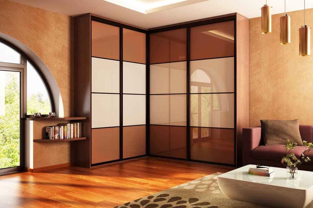 Шкафы-купе по индивидуальному проекту