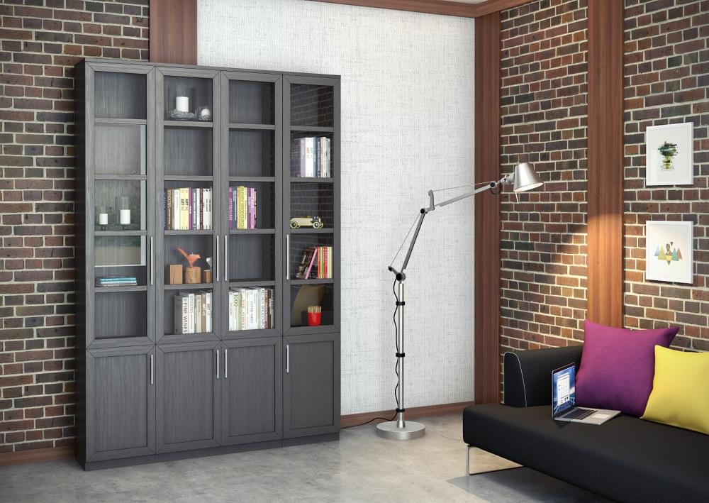 Серая мебель в гостиную