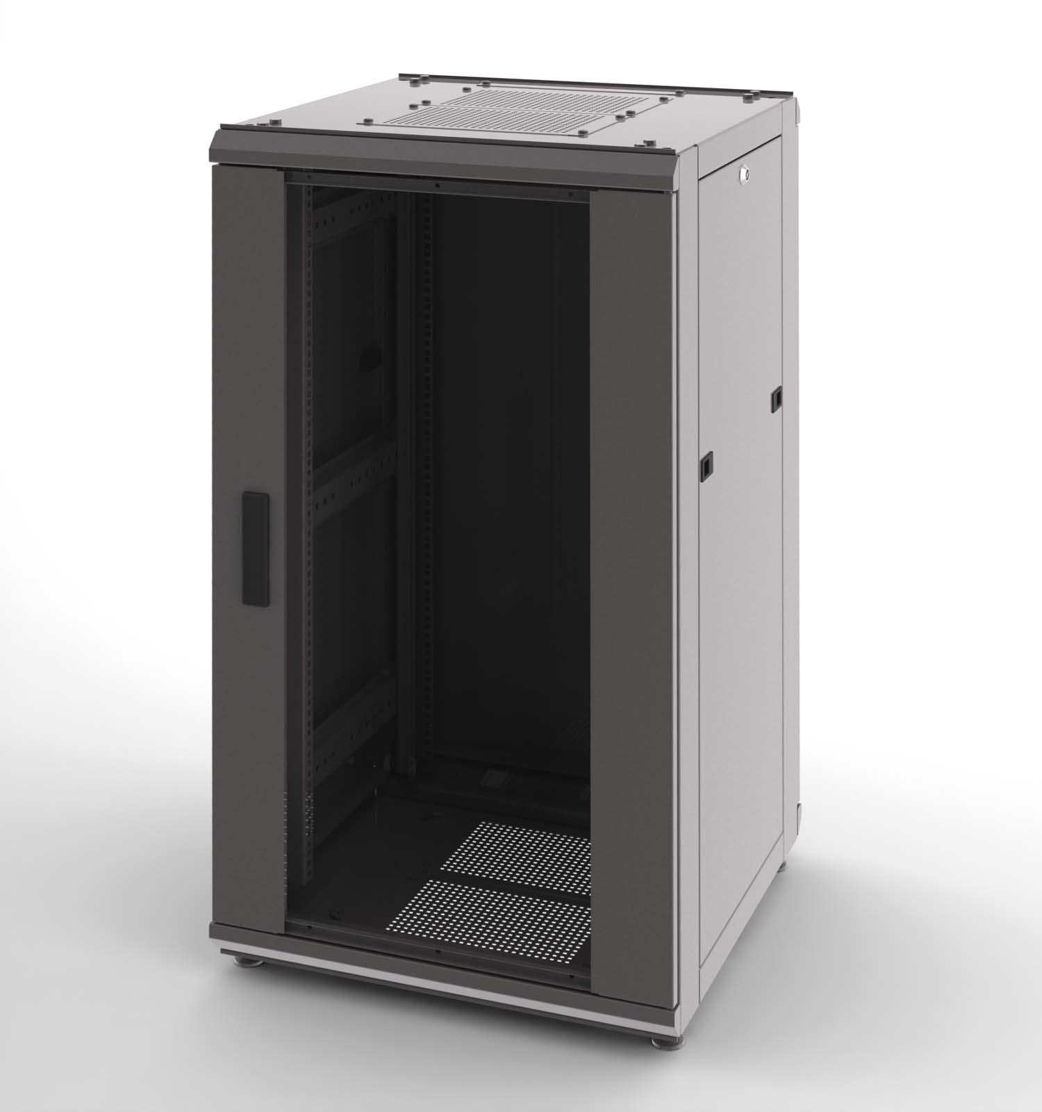 Серверный телекоммуникационный шкаф