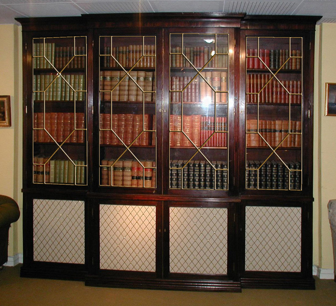 Стекла для книжных шкафов