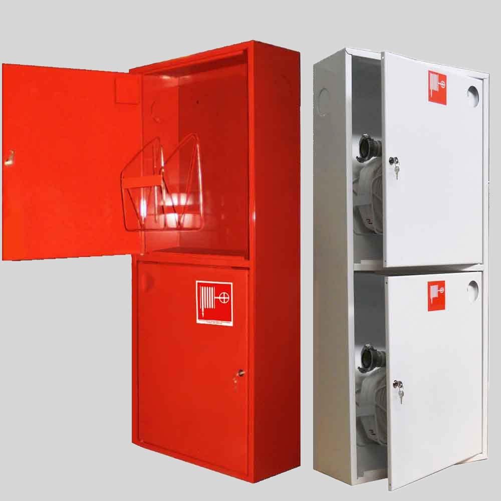 Цвета пожарных шкафов