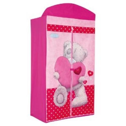 Тканевый шкаф для детской