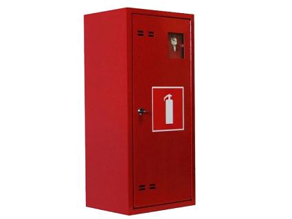 Установка противопожарного шкафа