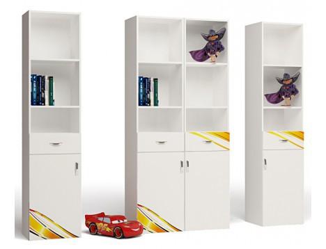 Узкие шкафы в детскую